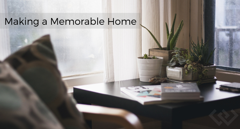 Making a Memorable Home, Staging, Real estate, sell your home, Whidbey Island, Coupeville