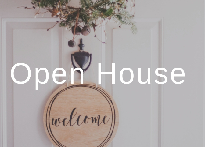 Open House, Coupeville, Whidbey Island