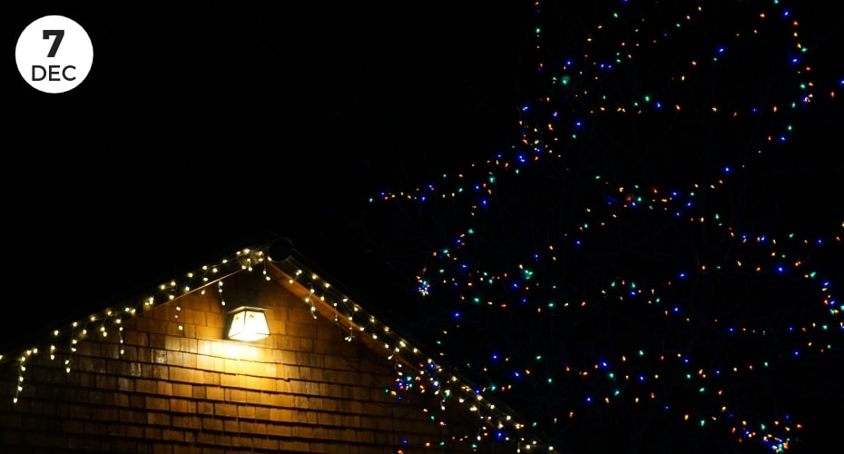 Holiday Lights, Holidays, whidbey Island, Coupeville, local, events, things to do on whidbey